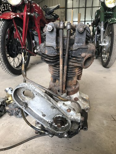 1927 Rudge 500cc Twin Port 4 Valve Project, Special, Ulster, GP SOLD (picture 2 of 6)