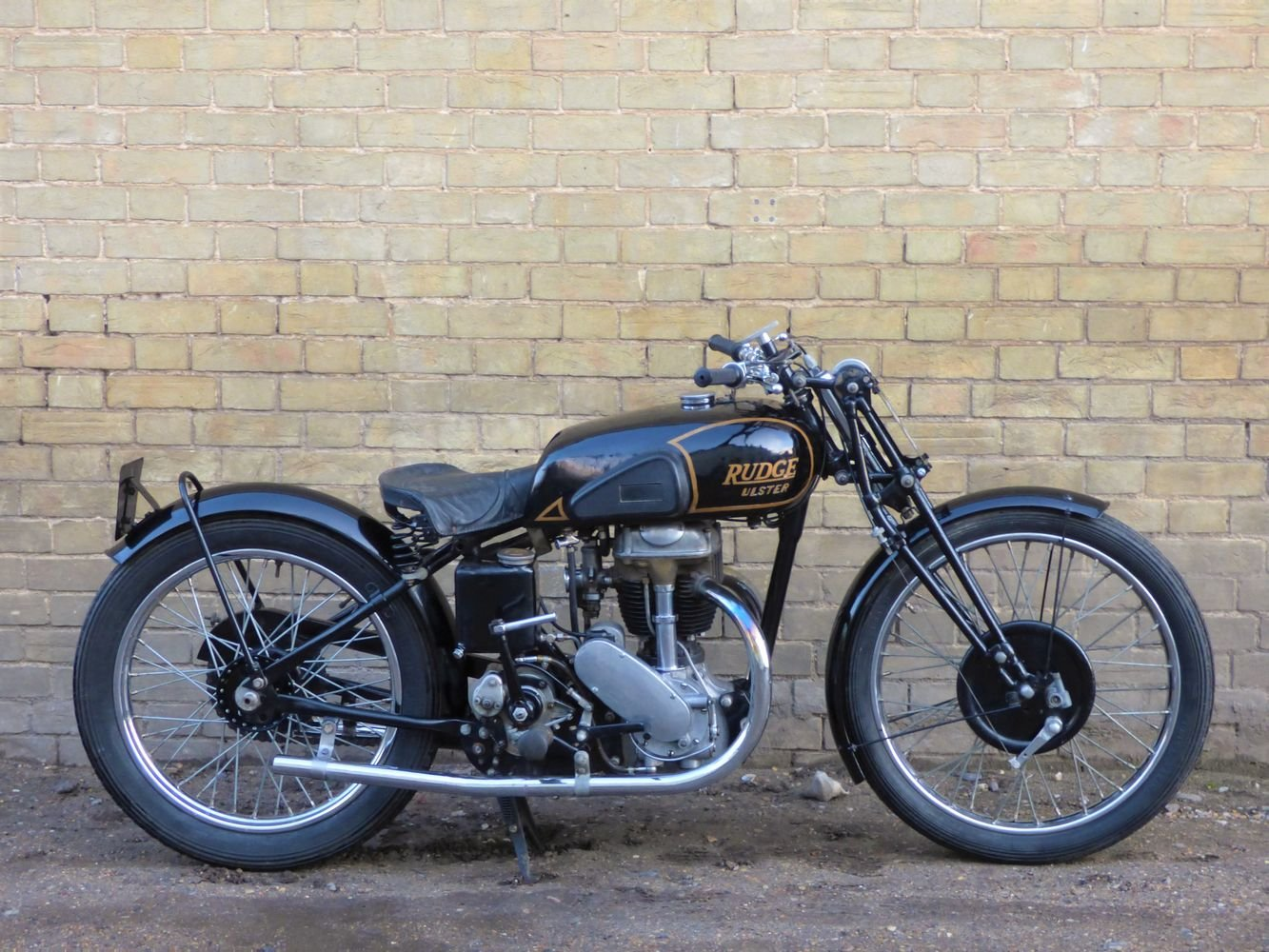 1938 Rudge Ulster 500cc SOLD (picture 1 of 6)