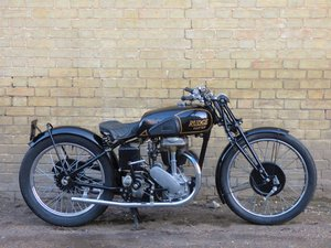 1938 Rudge Ulster 500cc SOLD