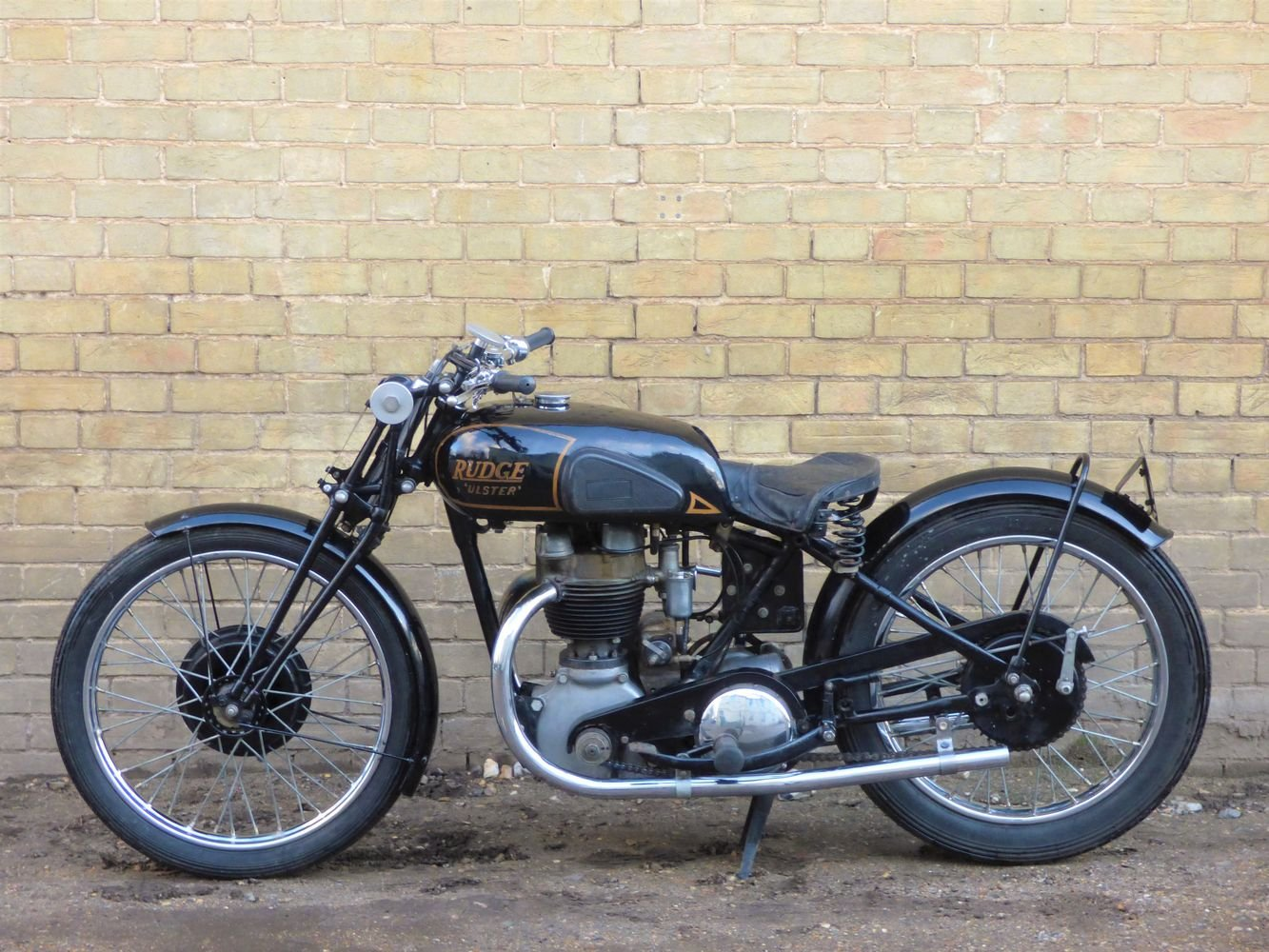 1938 Rudge Ulster 500cc SOLD (picture 2 of 6)