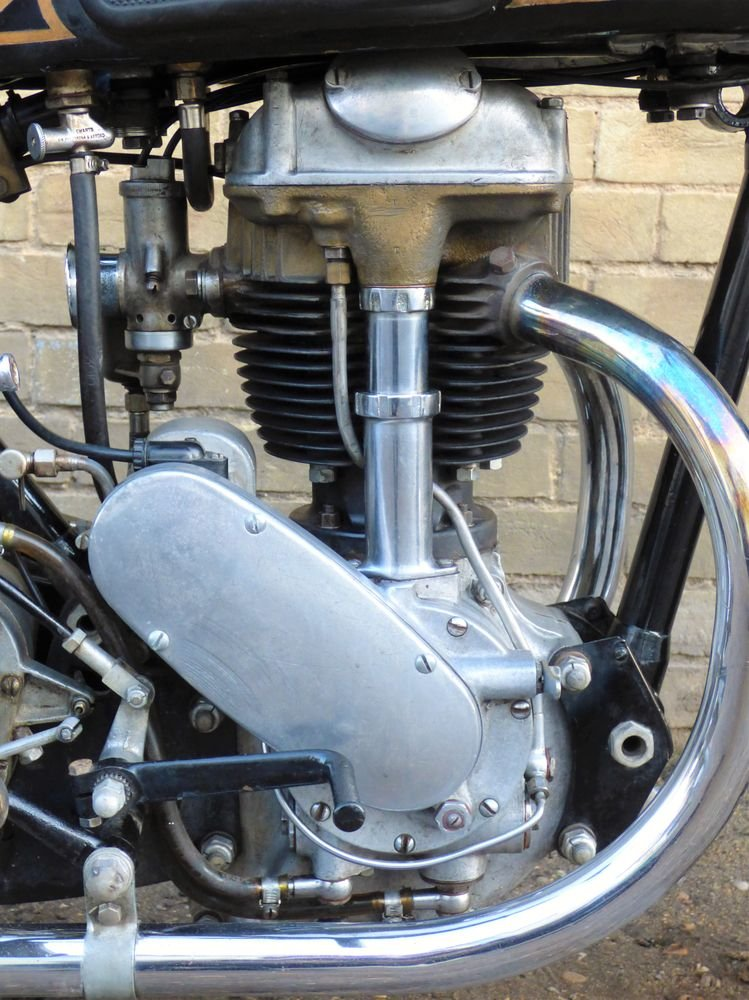 1938 Rudge Ulster 500cc SOLD (picture 3 of 6)