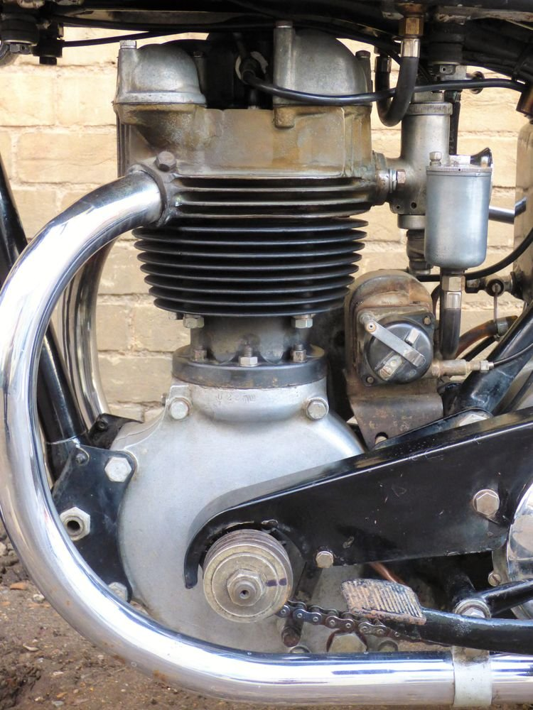 1938 Rudge Ulster 500cc SOLD (picture 4 of 6)