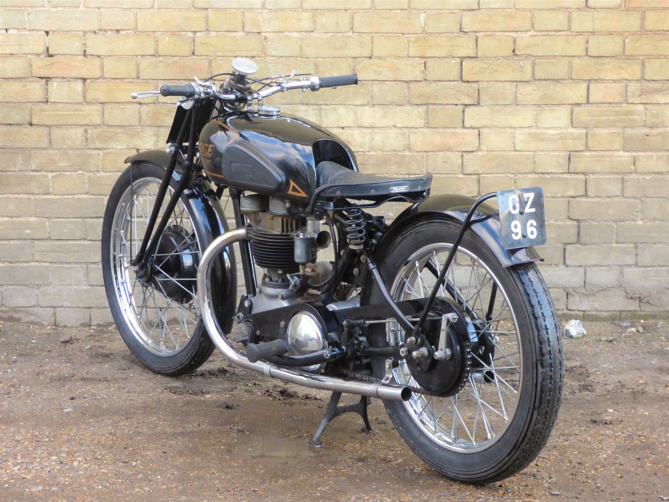 1938 Rudge Ulster 500cc SOLD (picture 5 of 6)