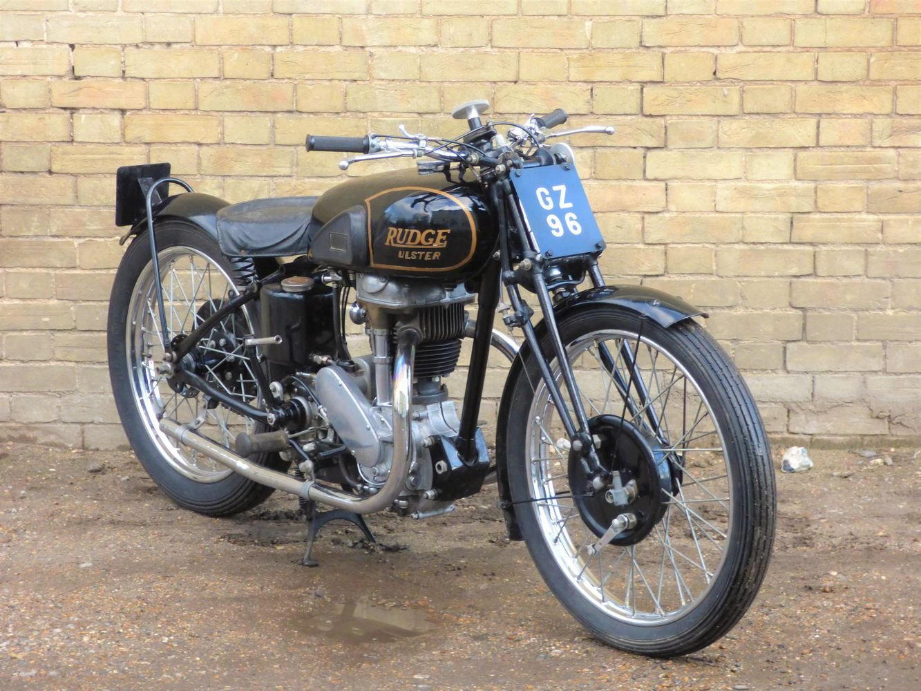 1938 Rudge Ulster 500cc SOLD (picture 6 of 6)