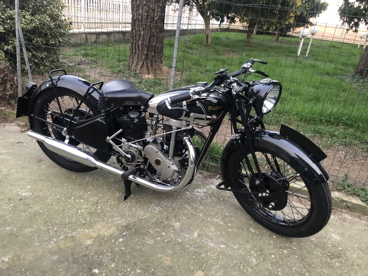 1931 Rudge special 500 For Sale (picture 4 of 6)