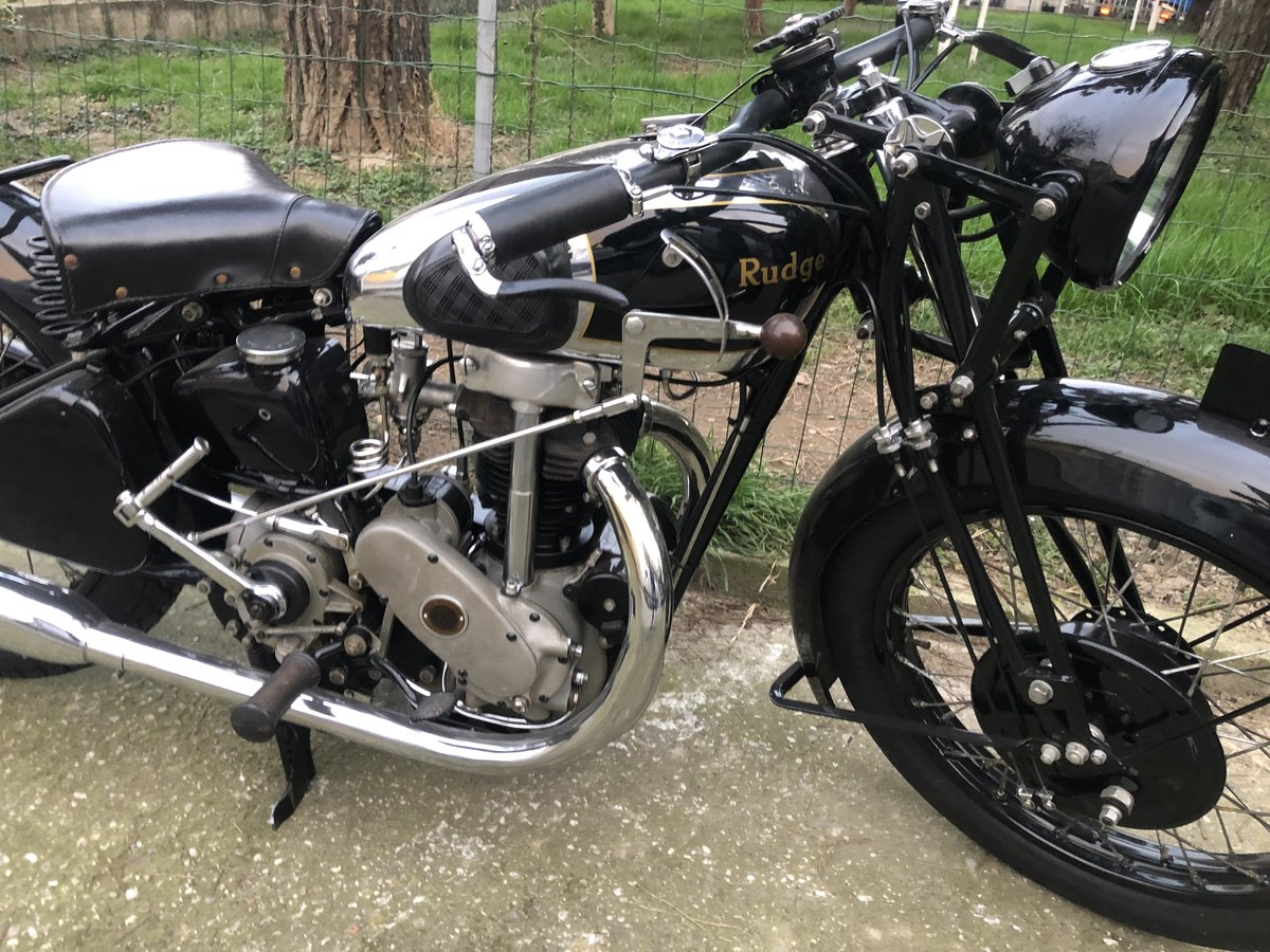 1931 Rudge special 500 For Sale (picture 5 of 6)