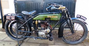 1920 Rudge Multi For Sale