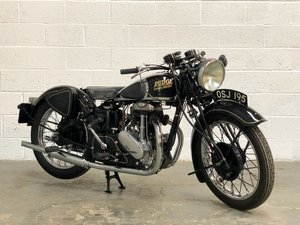 Pre-War 1938 Rudge Special 500cc OHV SOLD
