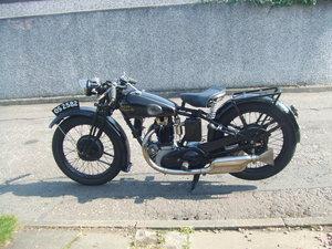 1929 Rudge Whitworth Special