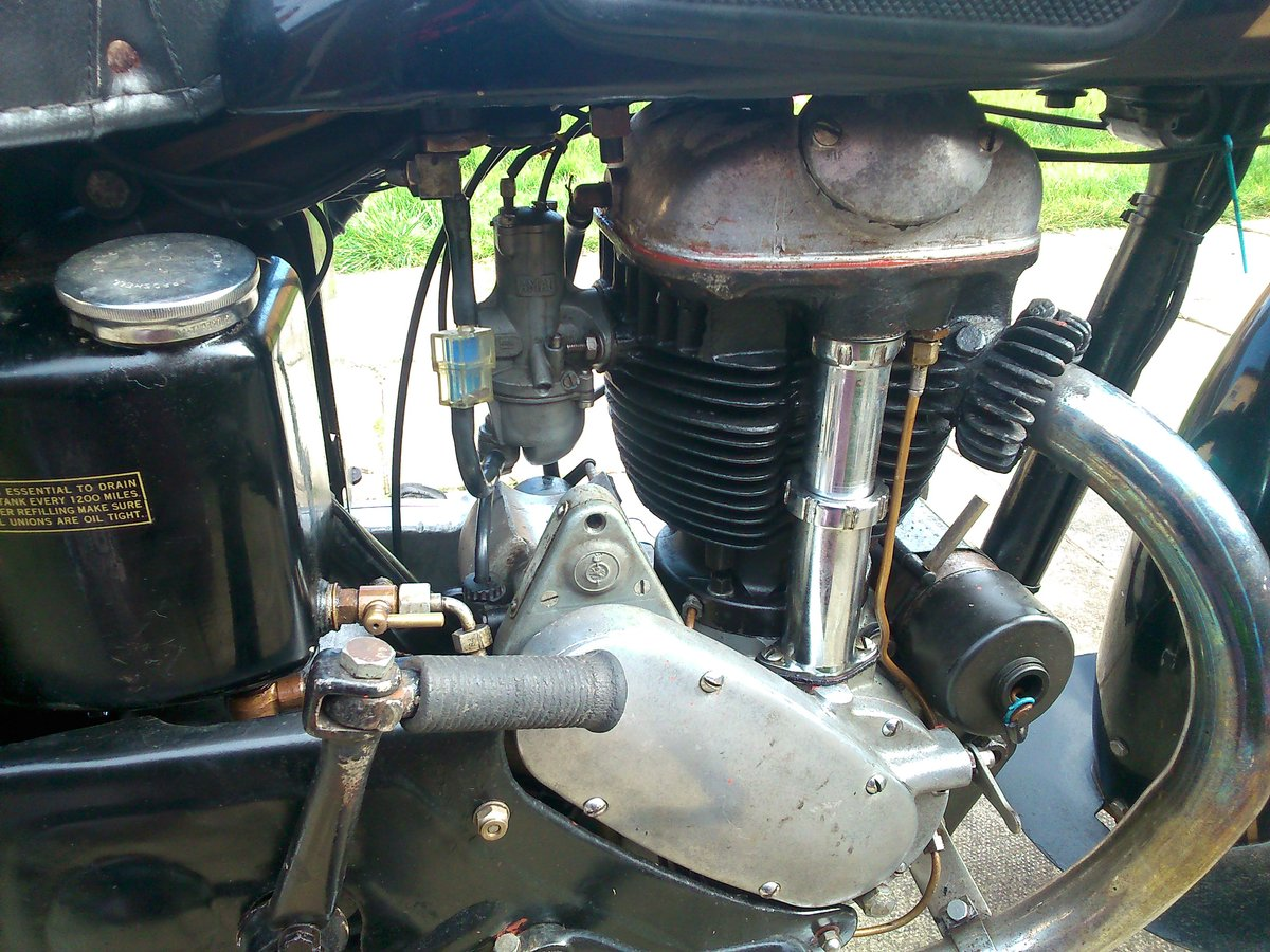 Rudge 500cc rudge special 1937 For Sale (picture 5 of 6)