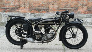 Rudge Special 1927 500cc OHV For Sale