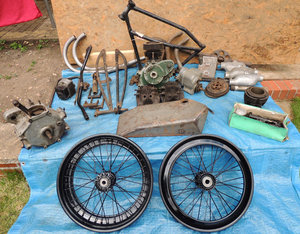 1926 Rudge Restoration Project For Sale