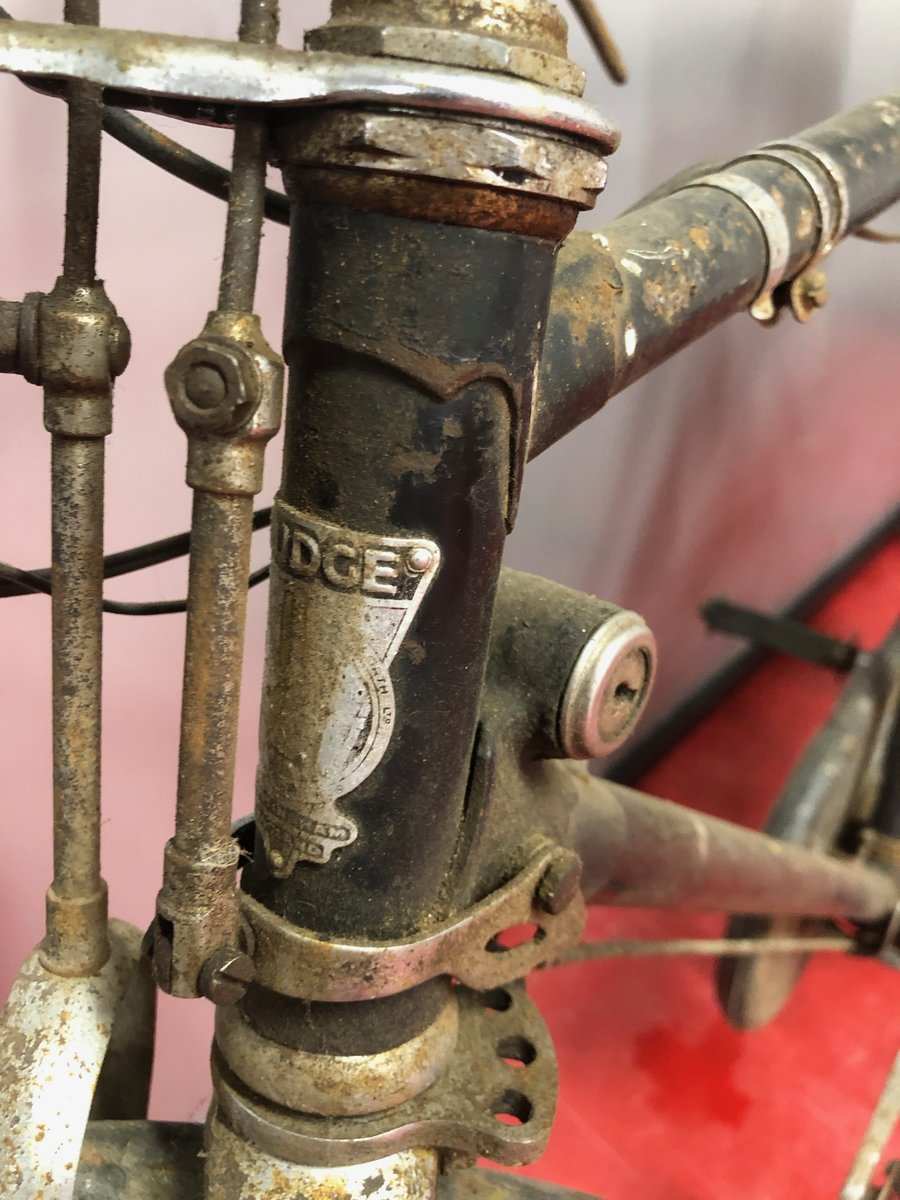 1930 RUDGE 1950's CLASSIC BICYCLE £595 OFFERS PX? For Sale (picture 3 of 4)