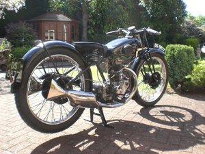 1929 Rudge 350 whitworth / fully restored