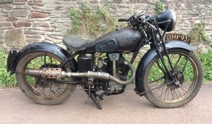 1938  Rudge 250cc 'Sports'