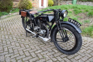 1926 Rudge Standard Four For Sale by Auction