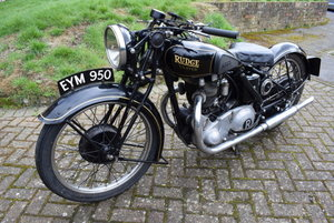 1938 Rudge Ulster For Sale by Auction