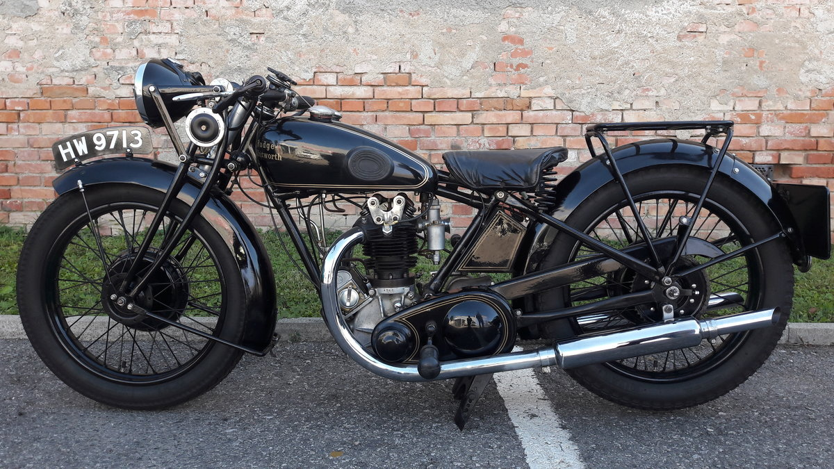1930 Rudge 500 OHV Special four valve For Sale (picture 1 of 6)