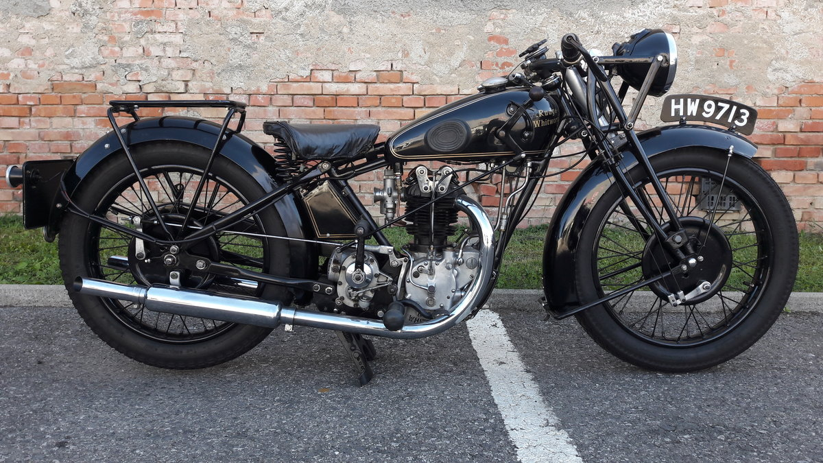 1930 Rudge 500 OHV Special four valve For Sale (picture 2 of 6)