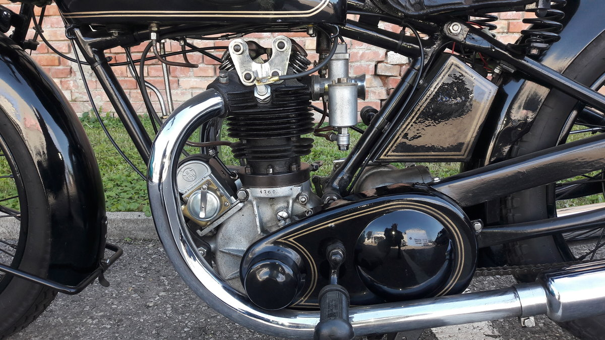 1930 Rudge 500 OHV Special four valve For Sale (picture 3 of 6)