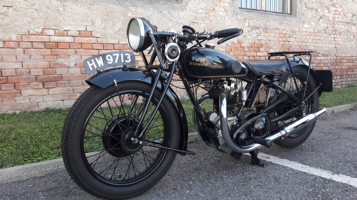 1930 Rudge 500 OHV Special four valve For Sale (picture 5 of 6)