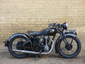1958 1938 Rudge Rapid 250cc