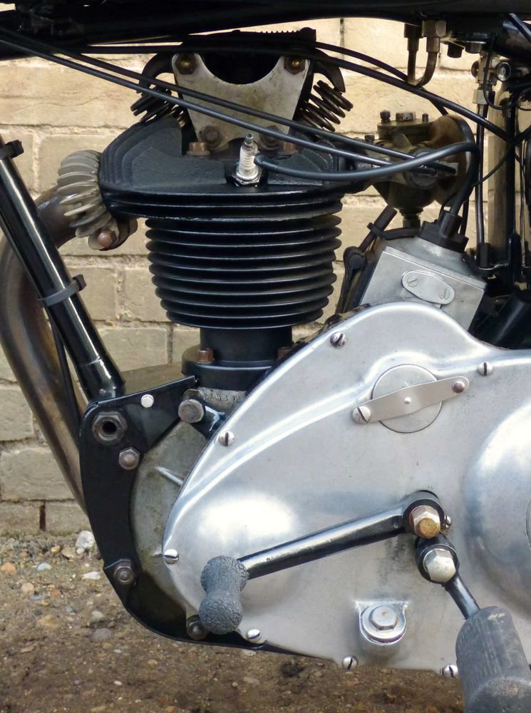 1958 1938 Rudge Rapid 250cc For Sale (picture 4 of 6)