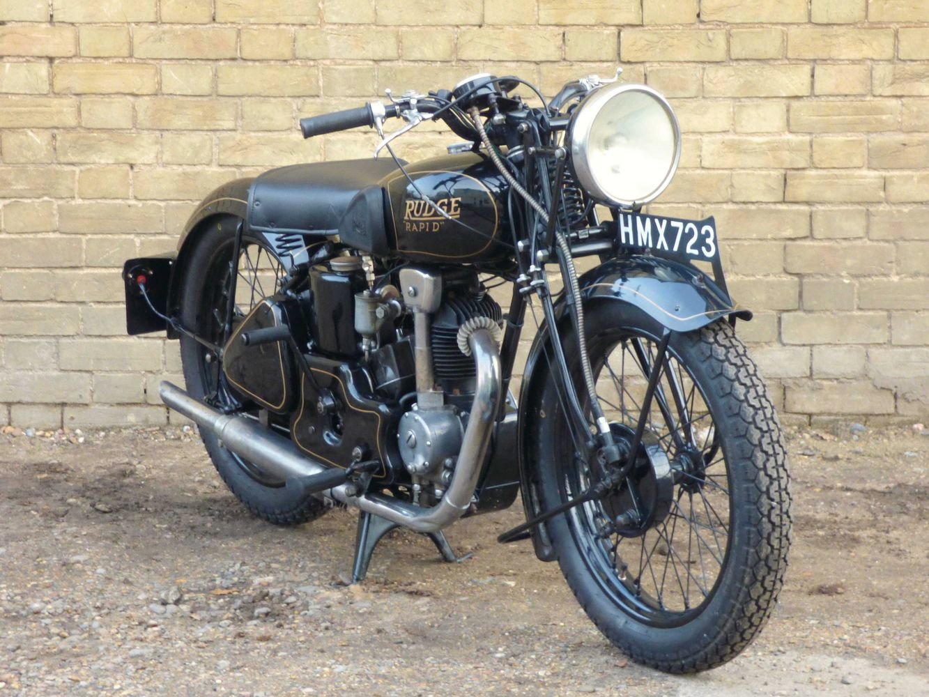 1958 1938 Rudge Rapid 250cc For Sale (picture 6 of 6)