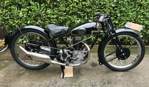 1929 Rudge-Whitworth 350 for auction February 15th