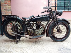 1925 Rudge 500cc For Sale