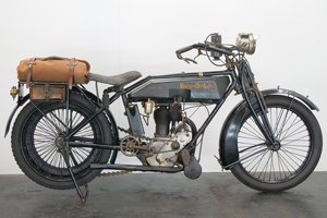 1919 Rudge Multi 500cc  1 cyl ioe