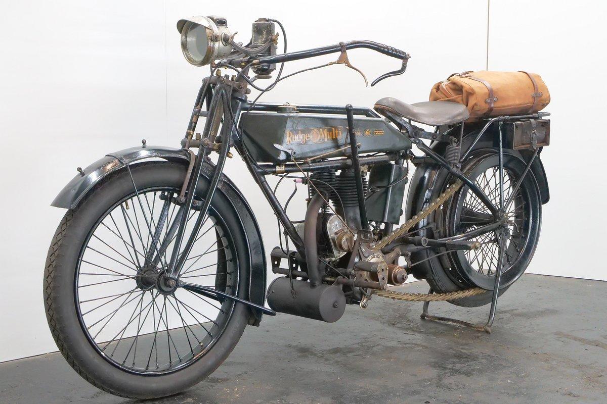 Rudge Multi 500cc 1919 1 cyl ioe For Sale (picture 3 of 6)