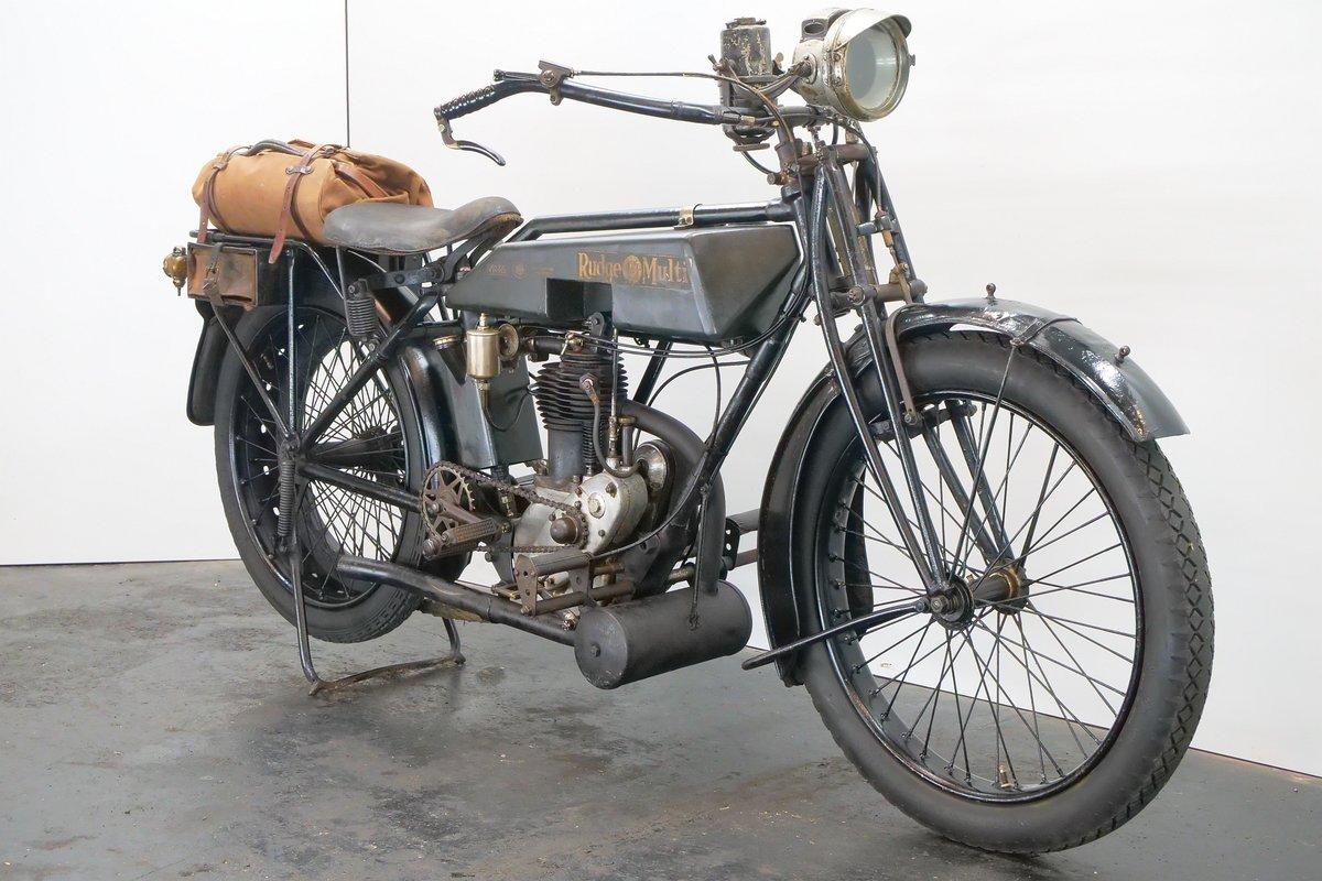 Rudge Multi 500cc 1919 1 cyl ioe For Sale (picture 4 of 6)