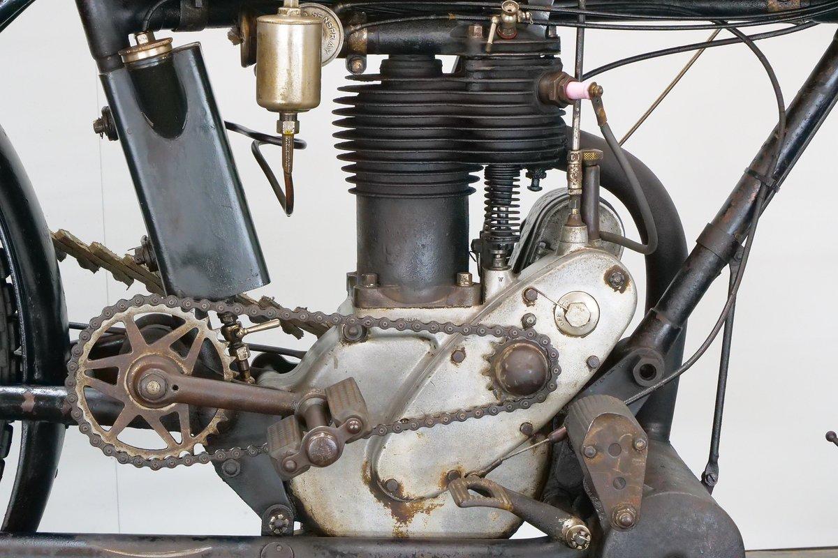 Rudge Multi 500cc 1919 1 cyl ioe For Sale (picture 5 of 6)