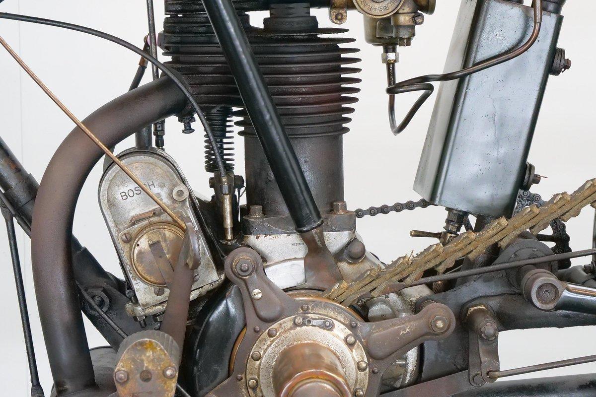 Rudge Multi 500cc 1919 1 cyl ioe For Sale (picture 6 of 6)