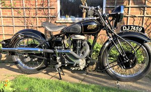 1937 Rudge Special For Sale by Auction