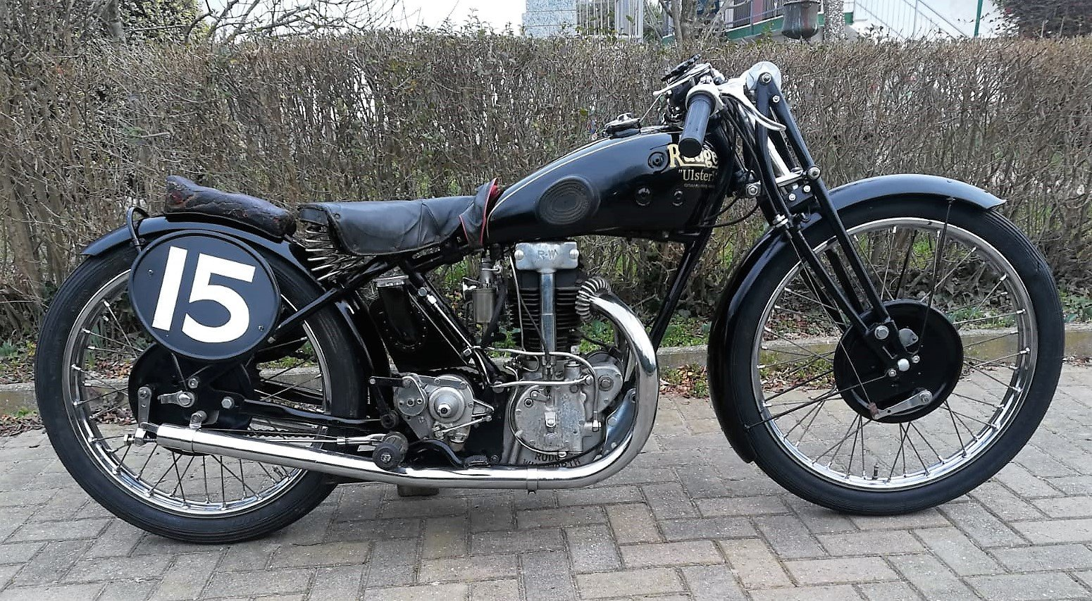 1930 Rudge Ulster 500cc SOLD (picture 1 of 6)