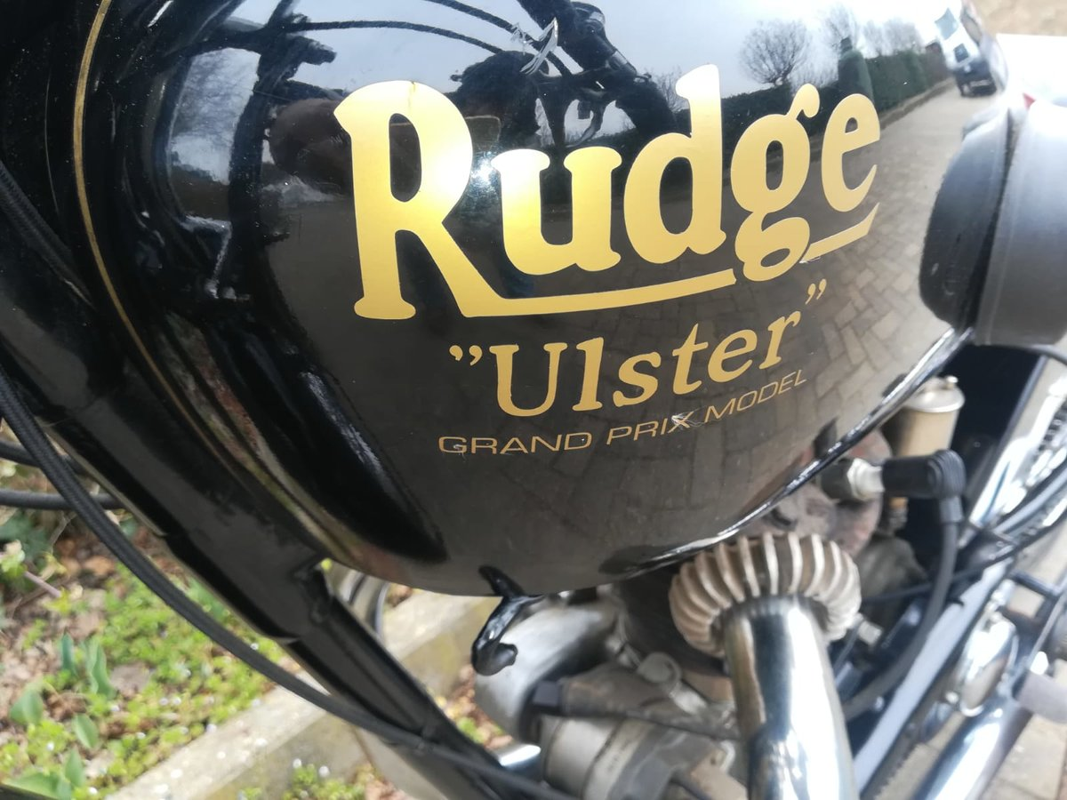 1930 Rudge Ulster 500cc SOLD (picture 3 of 6)