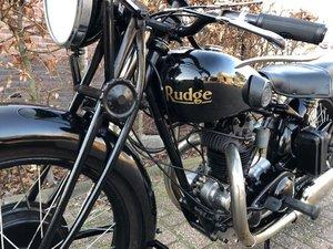 Rudge 500 special 1929