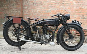 Picture of 1927 Rudge Standard  500cc OHV 4 Valve