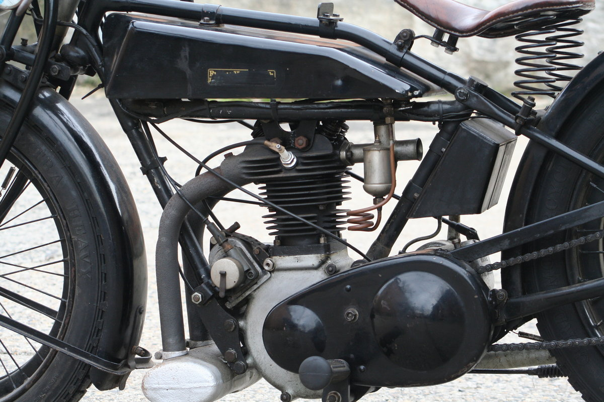 Rudge Standard 1927 500cc OHV 4 Valve For Sale (picture 4 of 6)