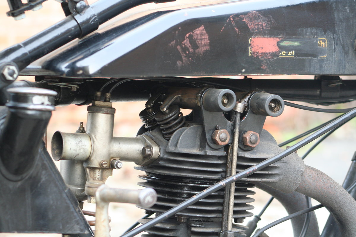 Rudge Standard 1927 500cc OHV 4 Valve For Sale (picture 6 of 6)