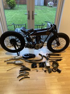 Rudge Four 350cc