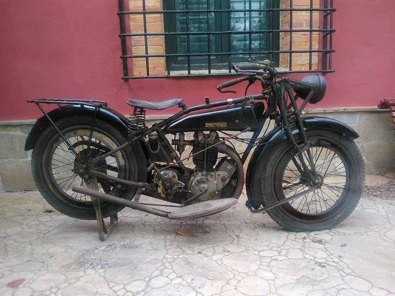 1925 Rudge 500cc For Sale (picture 1 of 6)