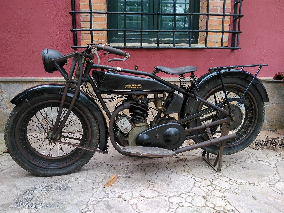 1925 Rudge 500cc For Sale (picture 2 of 6)