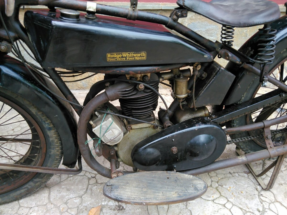 1925 Rudge 500cc For Sale (picture 4 of 6)