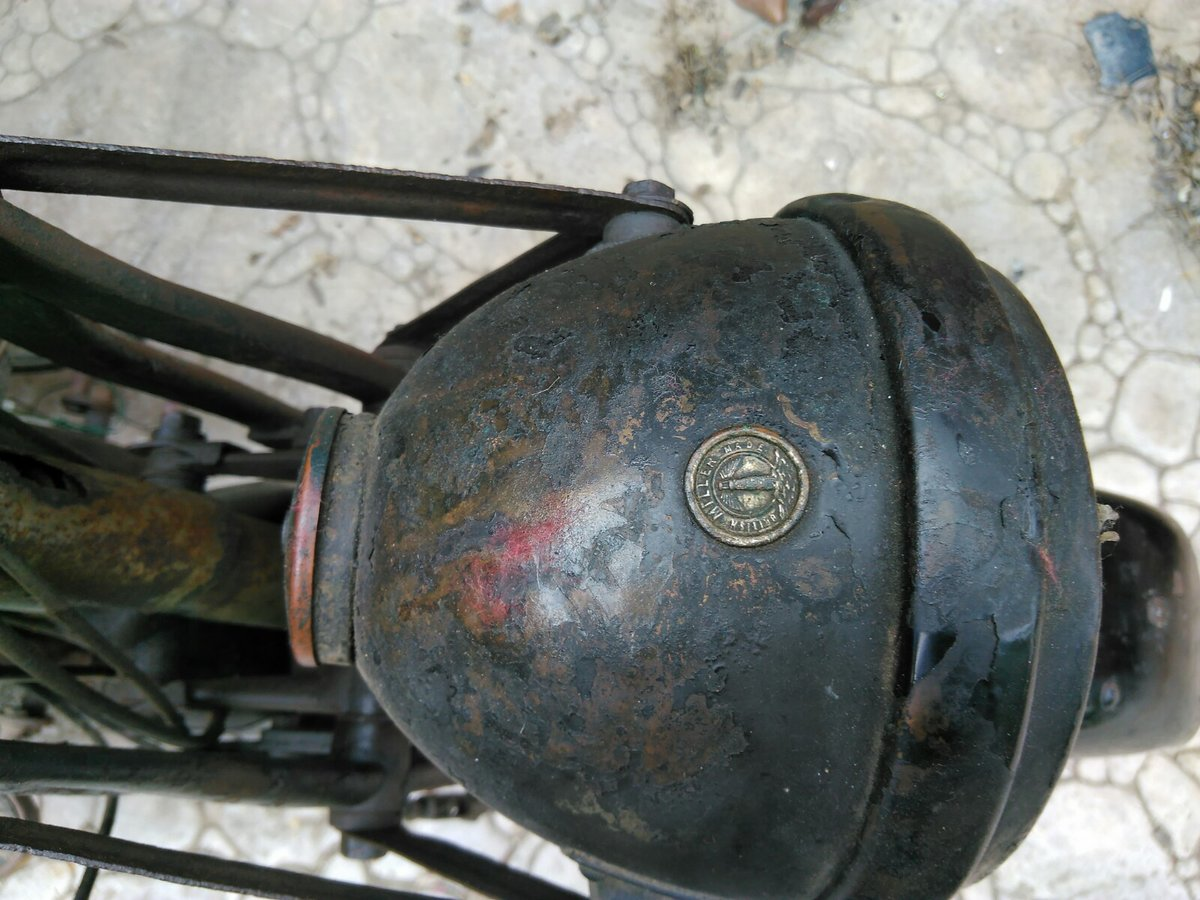 1925 Rudge 500cc For Sale (picture 5 of 6)