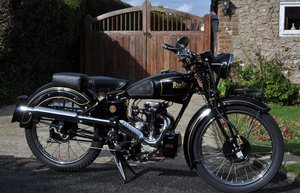 1934 RUDGE 250 RADIAL SPORTS