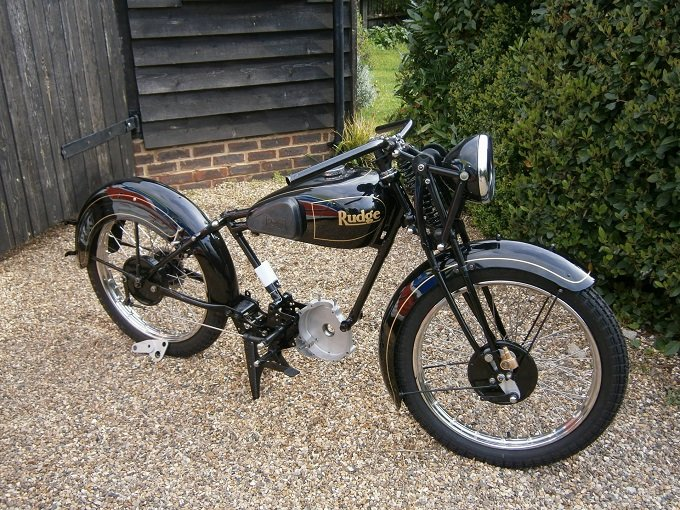 1934 RUDGE 250 RADIAL SPORTS SOLD (picture 2 of 3)