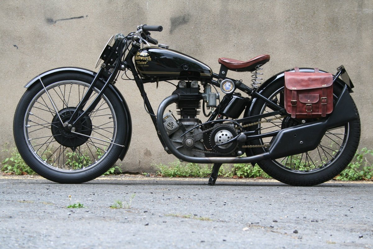 1930 Rudge Ulster Grand Prix, excellent For Sale (picture 3 of 6)